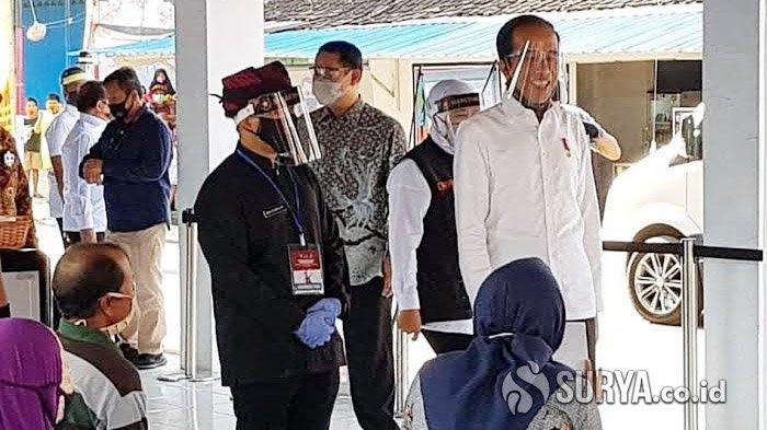 Presiden Joko Widodo Minta Program Pelayanan Publik Banyuwangi Direplikasi ke Seluruh Indonesia