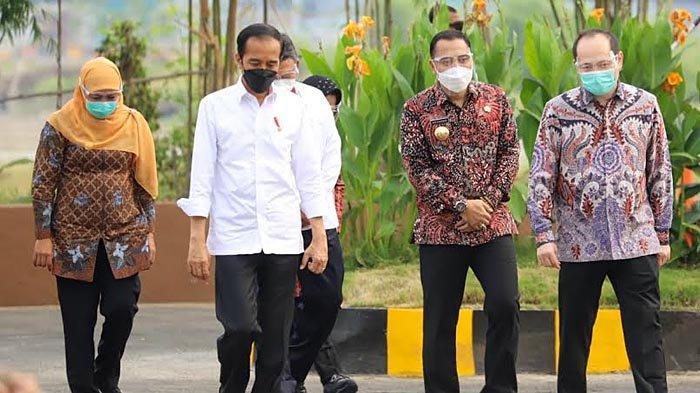 Resmikan PSEL Benowo, Presiden Joko Widodo: Dua Jempol untuk Wali Kota Surabaya yang Baru dan Lama