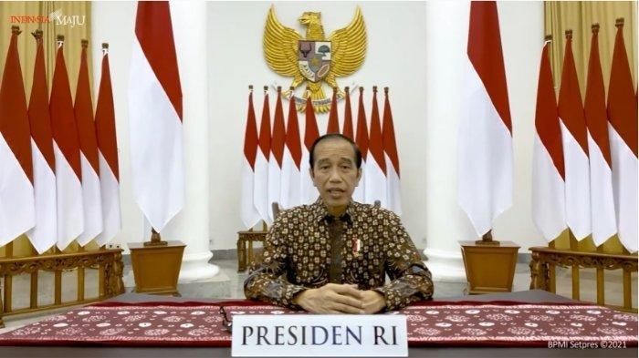 PPKM Darurat Diperpanjang Hingga 25 Juli 2021, Ini Pernyataan Lengkap Presiden Joko Widodo