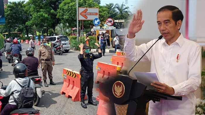 Pantas Jokowi Khawatir Masyarakat Nekat Mudik, Tak Ingin Seperti India 350.000 Kasus Covid-19/Hari