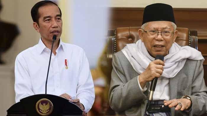 Presiden Jokowi Disuntik Vaksin Sinovac, Wapres Ma'ruf Amin Vaksin Pfizer,Ternyata Ini Alasannya