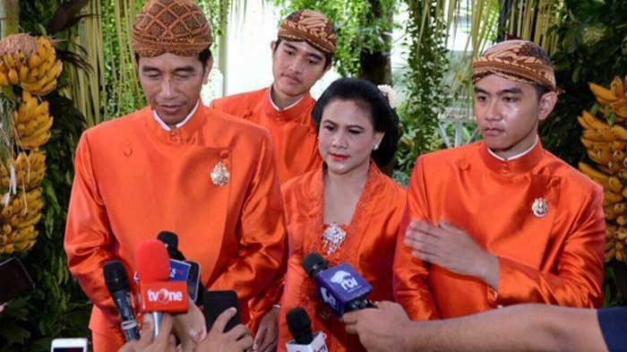 Jelang Akad Kahiyang, Begini Unggahan Instagram Jokowi, Bahas Tidak Mewah dan Hajatan Kampung