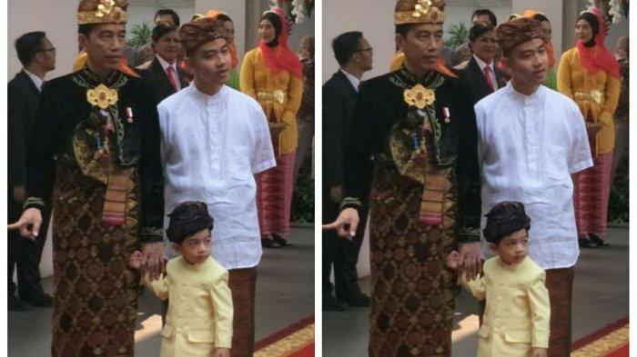 Presiden Jokowi Sapa Wartawan Seusai Upacara HUT RI ke-74, Jan Ethes Kegirangan Bertemu Sosok Ini