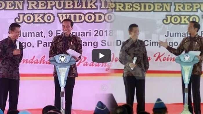 Peringati Hari Pers Nasional, Presiden Jokowi: Media Apa yang Paling Menyebalkan?