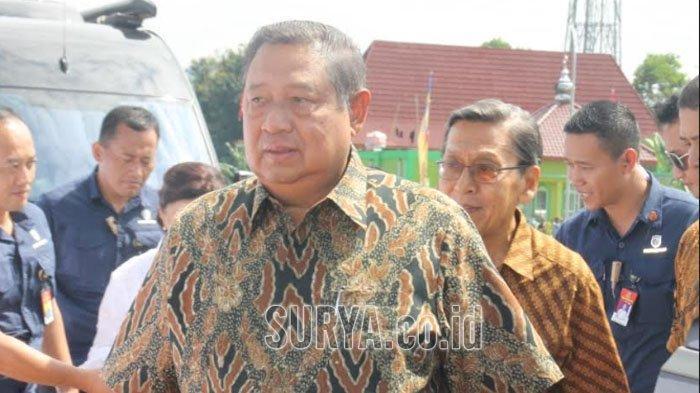 Hadir di Acara Groundbreaking Museum di Pacitan, SBY Didampingi Budiono