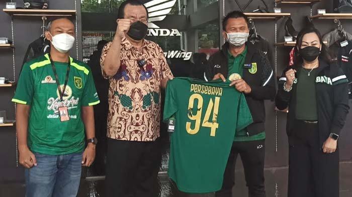 Ultah Ke-94 Persebaya Surabaya: Komposisi Sponsor Belum Final, Azrul Beri Sinyal Ada Sponsor Baru