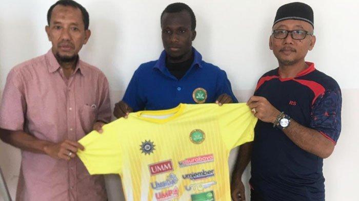 Jeda Kompetisi karena Covid-19, Presiden Klub PSHW Ungkap Komitmen Sponsor Tim Laskar Matahari