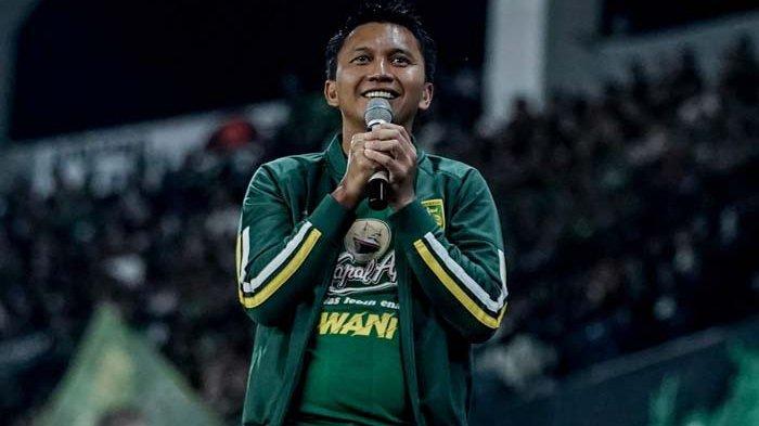 Jawaban Azrul Ananda Dicalonkan Wakil Wali Kota Surabaya : Saya Masih Teguh dengan Isi Hati Saya