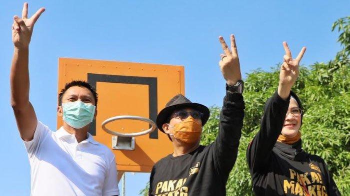 Dukung Paslon MAJU, Azrul Ananda : Surabaya Harus Naik Tingkat Tak Hanya Teruskan Kebaikan