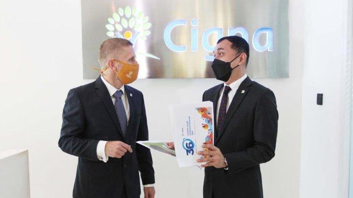 Survei Cigna : Indeks Persepsi Kesejahteraan Indonesia 2021 Turun