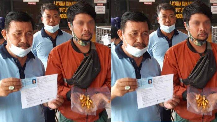 Upaya Penyelundupan Narkoba ke Rutan Medaeng, Disembunyikan dalam Pepes Ikan Mujair