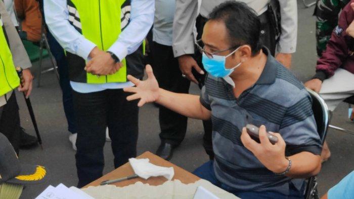 Menolak Bayar Denda Rp 100 Ribu Karena Tak Pakai Masker, Pria di Malang Debat Dengan Wali Kota