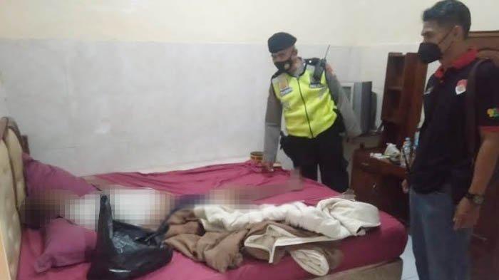 Saat Cek Out Tak Kunjung Keluar, Pria Asal Pamekasan Ditemukan Meninggal Dalam Kamar Hotel di Tuban