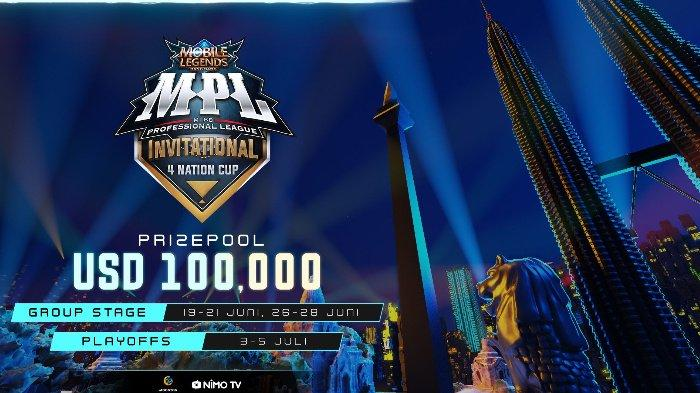 Jadwal MPL Invitational 4 Nation Cup, Debut Udil di Laga Alter Ego vs Notorious Villain?