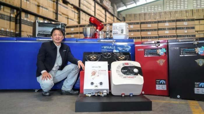 Artugo  Agresif Tambah Varian Produk pada Tahun Kedua di Pasar Elektronik Rumah Tangga