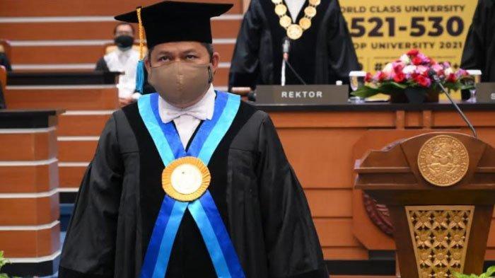 Pengembangan Model Holistik Perawatan Pasien Gangguan Jiwa Antarkan Prof Yusuf Jadi Guru Besar Unair