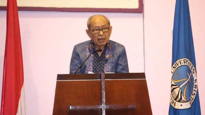 Unair Kehilangan Salah Satu Guru Besar Terbaik, Prof JE Sahetapy Meninggal di Usia 89 Tahun