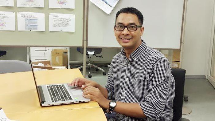 Jadi Guru Besar di Usia 39 Tahun, Prof Heri Kuswanto Angkat Solusi Ketidakpastian di Era Big Data