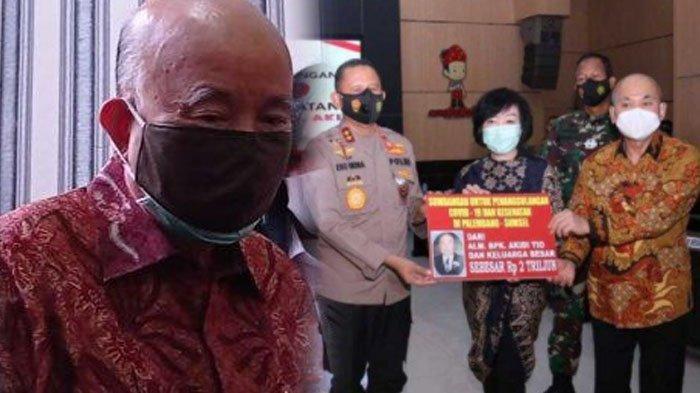 Sosok Prof Hardi Darmawan Dokter Keluarga Akidi Tio yang Jadi Perantara Donasi Rp 2 Triliun Hoax