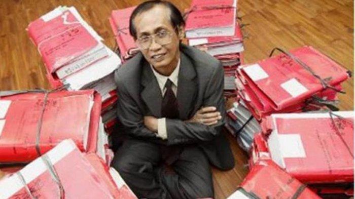 Profil Artidjo Alkostar, dikenal sebagai hakim agung yang ditakuti koruptor