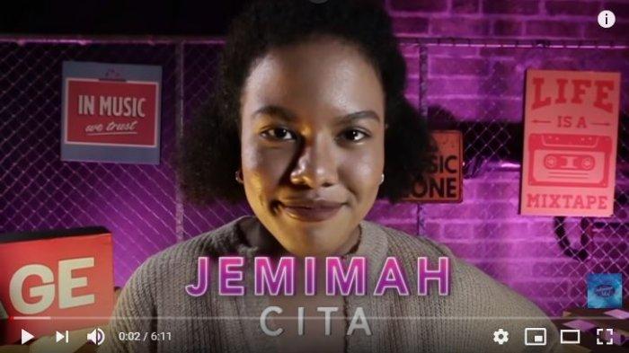 profil dan biodata Jemimah Cita, peserta Indonesian Idol 2021 yang teknik suaranya dipuji Titi DJ