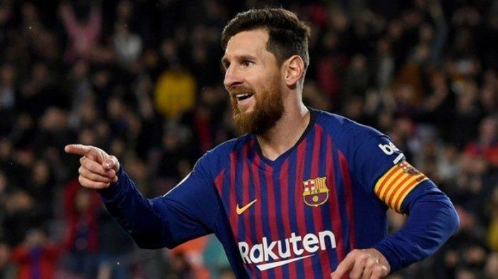 Profil dan Biodata Lionel Messi Kandidat Terkuat Peraih Ballon d'Or 2021: Veteran Barcelona