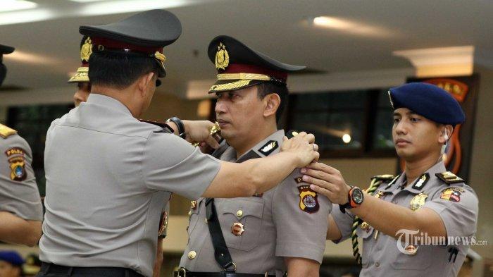 Prestasi Komjen Listyo Sigit Diatas Rata-rata Menurut Wakil Ketua DPR, Ini Rekam Jejaknya dari Solo