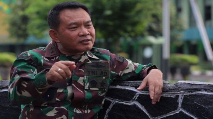 Profil dan Biodata Mayjen TNI Dudung Abdurachman yang Dimutasi Jadi Pangkostrad, Eks Pangdam Jaya