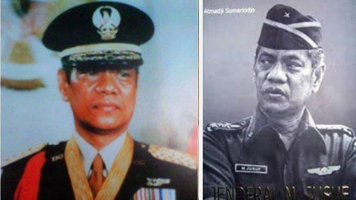 Kisah Unik Pemilihan Pangliman TNI Era Soeharto: Jenderal M Jusuf Latihan Baris Sebelum Pelantikan