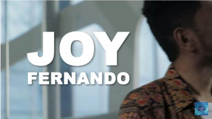 profil Joy Fernando, peserta Indonesian Idol 2021 yang mendapat 4 standing ovation di babak Showcase
