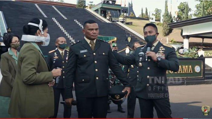 Profil Letda Ahmad Perwira TNI dari Pulau Terluar Indonesia, Jenderal Andika Perkasa Beri Apresiasi