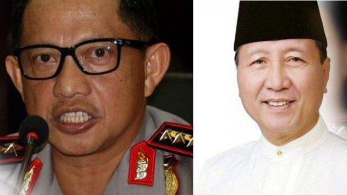 Profil Sofyan Jacob Tersangka Makar 22 Mei, Tangkap Tommy Soeharto & Eks Bos Kapolri Tito Karnavian
