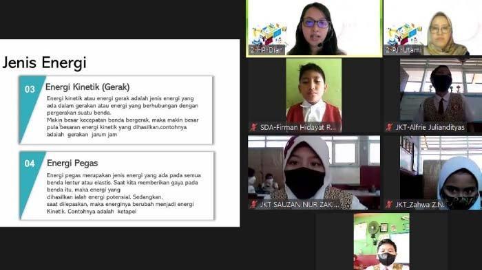 HP Indonesia bersama Prestasi Junior Indonesia Gelar STEM Education for Children