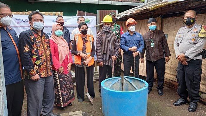 Program Pembangunan Jamban Sehat Keluarga Kelurahan Sukun dan Tunjungsekar Kota Malang