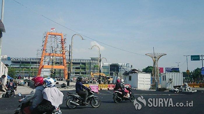 Proyek Jembatan Joyoboyo Surabaya Disebut Sudah 90 Persen, DPRD Minta Pengerjaan Terus Digeber
