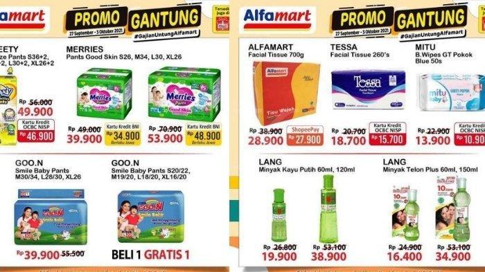 Promo Alfamart 27 September
