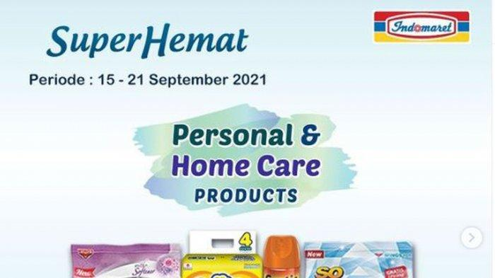 Promo Alfamart dan Indomaret 15 September 2021: Ada Diskon Produk Spesial Mingguan dan Super Hemat