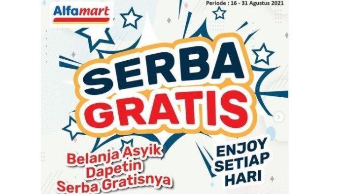 Promo Alfamart dan Indomaret Hari ini 25 Agustus: Diskon Popok Bayi, Ada Serba Gratis Setiap Hari