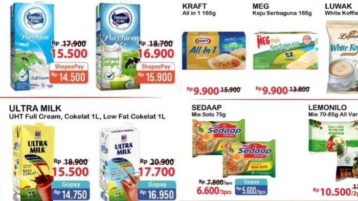 Promo Alfamart dan Indomaret 28 September 2021, Diskon Akhir Bulan Minyak, Beras hingga Sabun Cuci