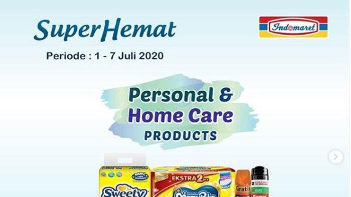 Promo Alfamart dan Indomaret Hari ini 1 Juli 2020: Harga Spesial Beras dan Layanan Pesan Antar