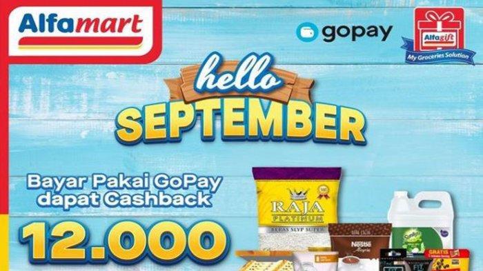 Promo Alfamart dan Indomaret Hari ini 1 September 2021: Dapatkan Cashback dan Diskon Beli 2 Gratis 1