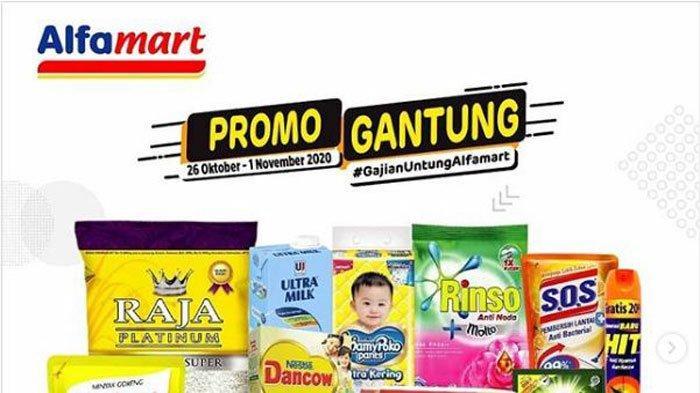 Promo Alfamart dan Indomaret Hari ini Kamis 29 Oktober: Diskon Minyak Goreng, Beras, hingga Susu