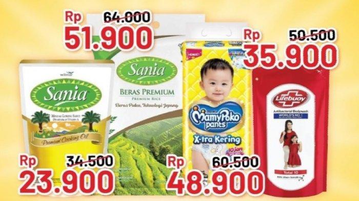 Promo Alfamart dan Indomaret 16 September 2021, Diskon Minyak hingga Sabun Cuci