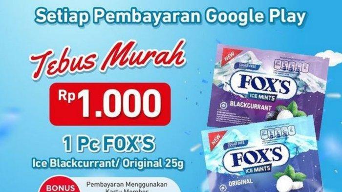Promo Alfamart dan Indomart, Senin 11 Oktober 2021: Promo GoPay & ShopeePay, Beli Pulsa Dapat Kuota
