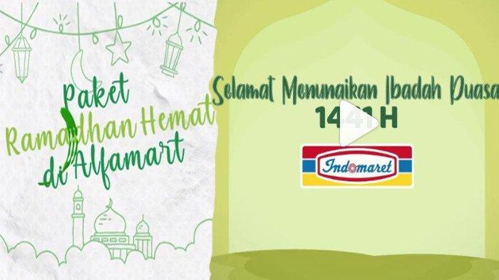 Katalog Promo Alfamart & Indomaret 3 Mei 2020: Diskon Paket Ramadhan Sembako, Susu & Kuota Internet
