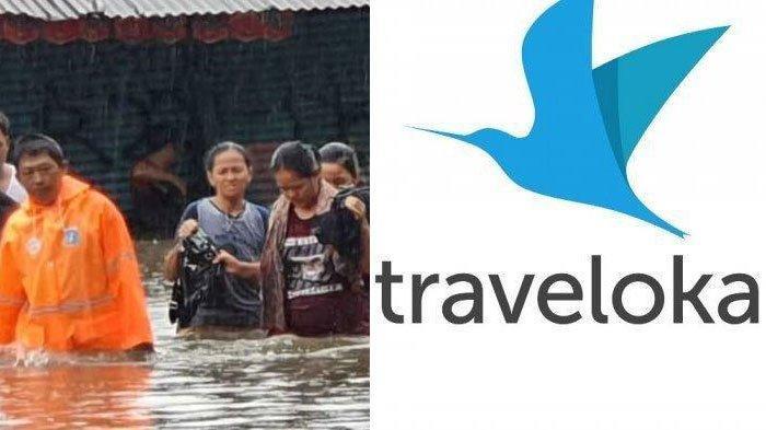 Promo Hotel Traveloka Khusus Korban Banjir Jakarta Diskon Hingga Rp 200 Ribu Berikut Syaratnya Surya