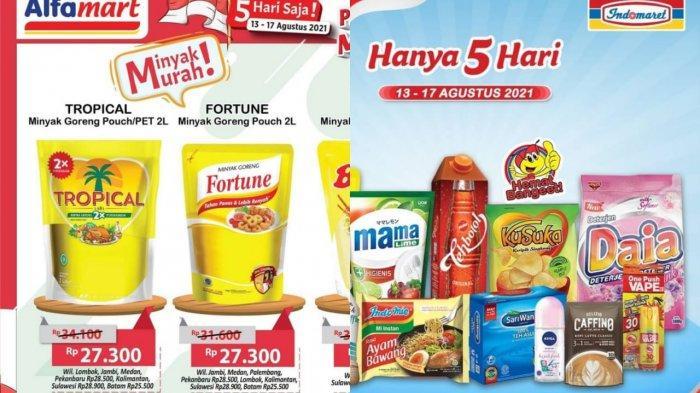 Promo Alfamart, Periode 13 - 17 Agustus, Lihat Itemnya, Ada Baiknya Banding-banding dulu Harganya
