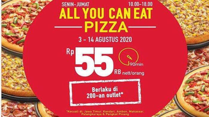 Promo Agustus Hari Kemerdekaan 75 Mulai Burger King Jco Cfc Pizza Hut Hingga Tupperware Halaman All Surya