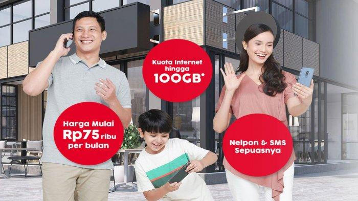 Promo Ramadan 2021 dari Telkom IndiHome, Paket Internet Murah hingga 100GB Plus Gratis Telepon & SMS