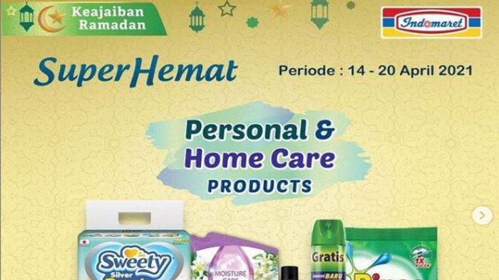 Promo Ramadan 2021 di Alfamart dan Indomaret Hari ini 14 April, Ada Paket Internet Murah Indosat